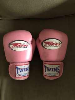 Gloves boxing sarung tinju Twins