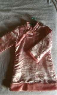 🚚 旗袍式棉襖