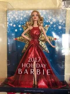 Barbie 2017 holiday collection