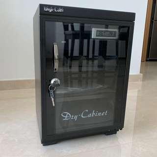 Dry Box for Camera & Lens