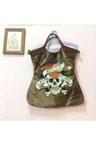 Authentic Ed Hardy handbag