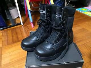 SWAT black boot