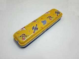 🚚 【親親小舖】麥當勞經典 鉛筆盒 鐵盒 全新絕版限量 收納盒 麥當當 學生 簽筆 文青 收藏 兩層
