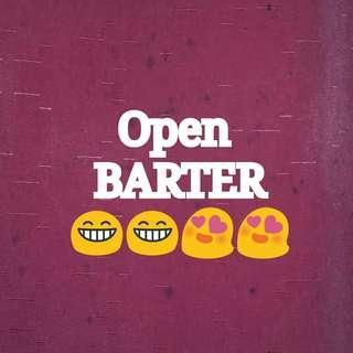 Barteryuk barter open barter
