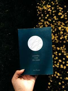 yesterday i was the moon by Noor Unnahar (eBooks) / Poetry Poems
