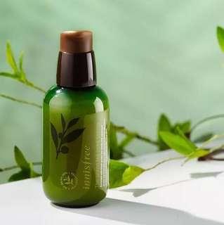 ✨INSTOCK SALE! Innisfree Green Tea Seed Serum 80ml