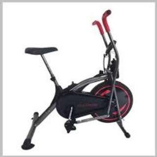 Alat olahraga sepeda statis platinum bike Fitness murah / alat fitnes Termurah