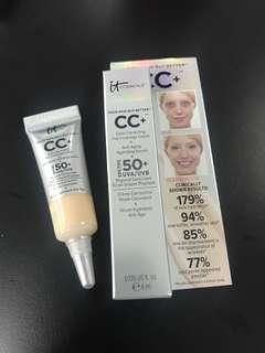 IT cosmetics CC cream - fair