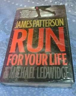 James Patterson Hardbound Book