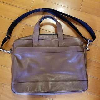 Coach 公事包 briefcase bag