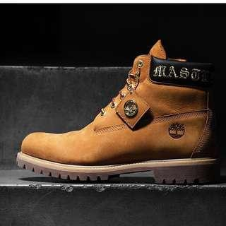 [$480] UK8.5 Timberland X Mastermind Boots in OG Wheat