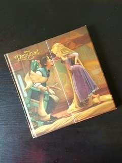 Disney Rapunzel Notebook