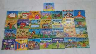 Books for toddlers - early yellow