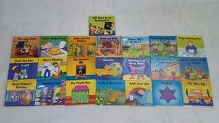 Books for toddlers - early blue