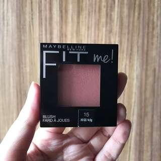 Maybelline Fit Me Blush #15 Nude