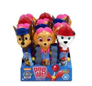 Paw Patrol Lollypop cover