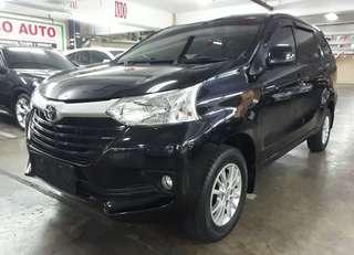 2015 Toyota AVANZA Grand New 1.3 E Automatic.AC Double.TERAWAT.Siap PAKAI