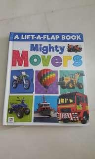 Mighty movers - toddler