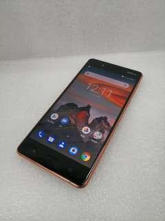 Nokia 8 TA1052 64GB (Copper) 95% New, 淨機!