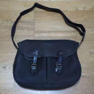 🚚 英國製 brady Ariel Trout Shouldr bag 側背包 公事包 後背包 防水帆布 真皮 filson