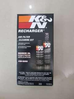 K&N Recharger Air Filter Cleaner