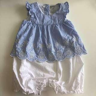Baby Romper by Baby MIKI