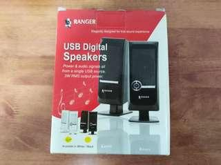 Ranger USB speakers