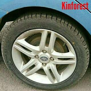 Tyre- Kinforest 🙋♂️ It's not a actual price
