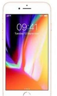 NEW IN SEALED BOX - IPHONE 8 GOLD 64G INC SECURE TRACKING, INSURANCE....