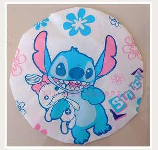 Stitch Shower Cap