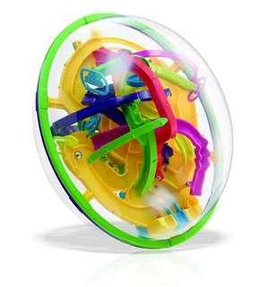 299關 3D立體迷宮球