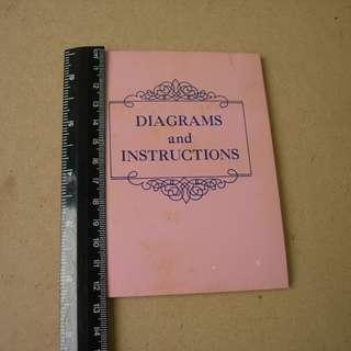 N年舊穴位按摩手冊多種語言 懷舊書籍