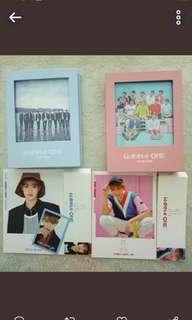 SALE! Wanna One albums and merch