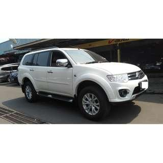 Mitsubishi Pajero Exceed A/T Diesel 2014