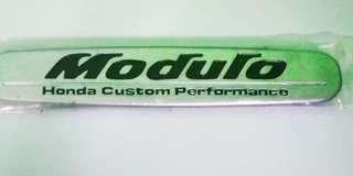 Emblem Honda Modulo Honda Custom Performance