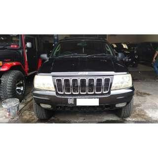 Chrysler Grand Cherokee V8 Limited 2004