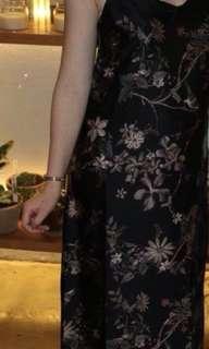 MNG maxi dress