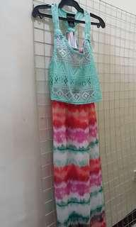 Maxi Dress with Inner Lining