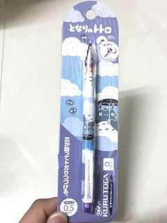 🚚 日本帶回吉卜力龍貓高級自動筆