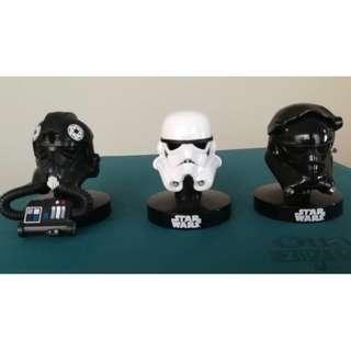 Bandai Star Wars Mini Helmet