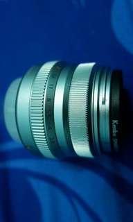 Lensa kamera Fujifilm Fujinon XF 35mm F/2 R ( *Tidak Termasuk Filter UV Lensa*)