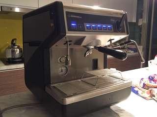 Simonelli Appia 1 group volumetric espresso machine for rent/sale