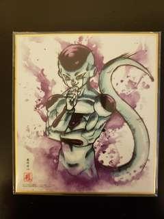 龍珠色紙art 1 菲利