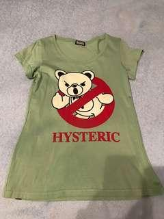 Nearly new 2018 hysteric glamour top