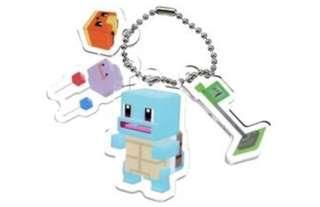 Pokemon-Pokecell Acryl Mascot Squirtle
