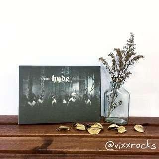 VIXX HYDE KOREAN ALBUM