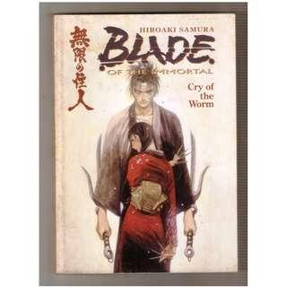 Blade of the Immortal Vol 2: Cry of the Worm (Dark Horse) Comic TPB