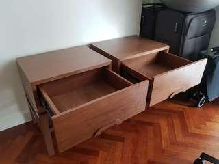 Side table / drawer