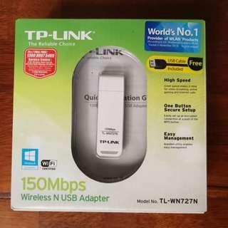 TPLink USB Wireless N USB Adapter 150mbps