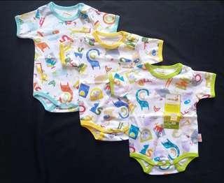 🚚 Newborn Baby Rompers / zoo